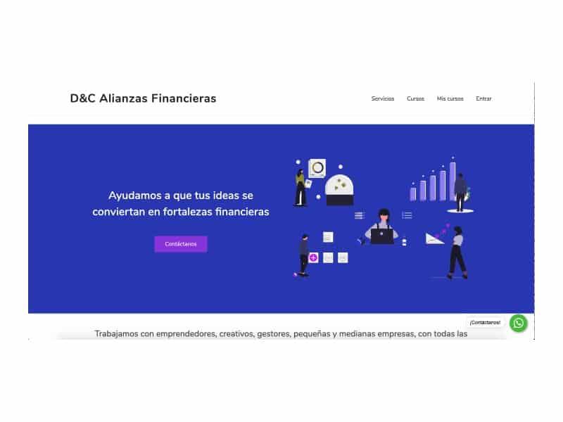 Alianzas financieras