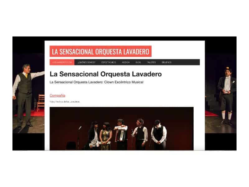 Sensacional Orquesta Lavadero